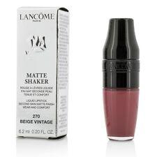 Lancome Matte Shaker Liquid Lipstick - # 270 Beige Vintage 6.2ml Lip Color