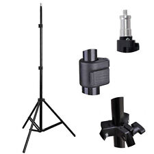 Studio Photography Tripod Light Speedlight Umbrella Stand Holder Bracket Mount