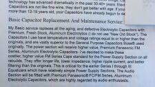 Bose Active Equalizer[800/& 802E[pro-seller-refurbished][see dcription]one ea