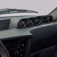 BMW 6series, 633CSi 635CSi M6 e24 77-89 Console kit w/ VDO gauges & senders