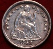 1852 Philadelphia Mint Silver Seated Half Dime