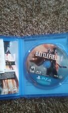 battlefield 1 ps4. Ordered wrong game. Just opened/ no marks or scratches