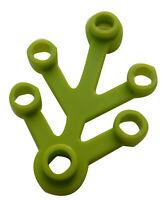 Lego 10 Stück Pflanze in limette 4x3 (2423) Blätter lime Pflanzen Baum Bäume Neu