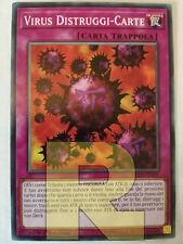 Virus Distruggi-Carte ® Crush Card Virus ® Comune ® LEDD-ITA31 ® Italiano