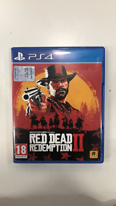 RED DEAD REDEMPTION 2 II -  GIOCO PLAYSTATION 4 - PS4