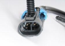 ABS Wheel Speed Sensor fits 2003-2005 GMC Safari  ACDELCO GM ORIGINAL EQUIPMENT