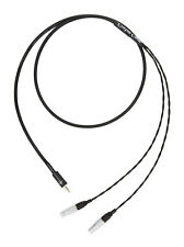 Corpse Cable for FOCAL UTOPIA - 2.5mm TRRS Balanced Eidolic Plug - 4ft. Length