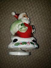 Josef Originals Musical Santa - Made In Japan