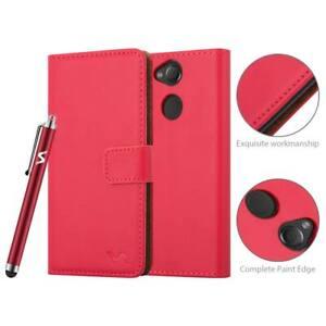 For SONY Xperia L1 L3 10 XA XA2 XA1 Case Leather Flip Wallet Experia Phone Cover