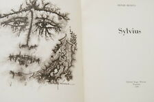 HENRI BOSCO SYLVIUS ILLUSTRE MAY NEAMA 1970 ENVOI VERGE NUMEROTE