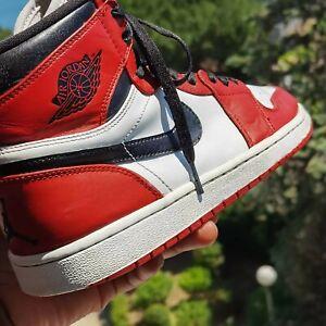 Nike Air jordan 1 retro Chicago2013 T. 44