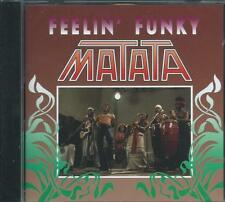 MATATA - FEELIN' FUNKY 1974 LONDON via KENYA AFRO RHYTHM w/ JB FUNK REMAST CD +1