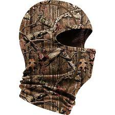 New Icebreaker Oasis Merino Wool Camo Balaclava Face Mask Mossy Oak INF Hunting