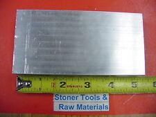 "1"" X 2-1/2"" ALUMINUM 6061 FLAT BAR 5"" long T6511 1.00"" Solid Plate Mill Stock"
