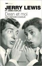 Jerry Lewis et - Dean et moi : Une histoire d'amour - 2006 - Broché