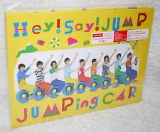 J-POP Hey! Say! JUMP JUMPing CAR 2015 Taiwan Ltd CD+DVD (Ver.A) digipak