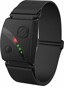 Scosche Rhythm24 - Waterproof Armband Heart Rate Monitor Black