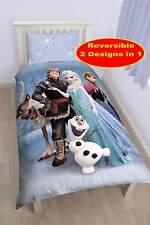 Disney Frozen Ensemble Stellar Housse de couette pour lit Simple