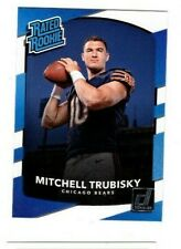 Rookie 2017 Donruss,score  Mitchell Trubisky 3 card Rookie lot