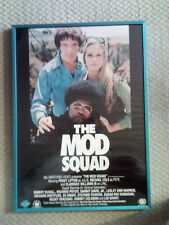 MOD SQUAD Signed TV CAST POSTER framed, AUTOGRAPHED,1960s, LIPTON, Best buy LOOK