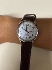 Timex cr 2016 cell Stainless Steelback Watch