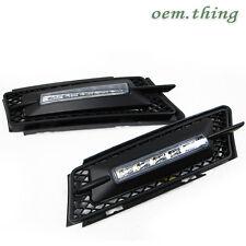 For BMW E90 3 SERIES Daytime Running FogLight 5 LED DRL BEFORE FACELIFT 06-08