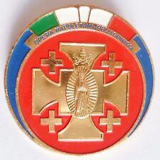 Insigne Religieux ITALIE PELERINAGE LOURDES PELLEGRINAGGI CATHOLIC BADGE 7