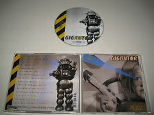 GIGANTOR/ATOMIC!(LOST&FOUND/LF 186CD)CD ALBUM