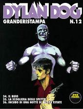 BN604 - Fumetto - Bonelli - Dylan Dog Grande Ristampa 12 - Nuovo !!!