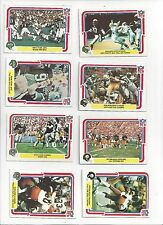 1980 Fleer Football you pick commons 10 picks for $2.00  EX cond. and better