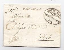 I283-LOMB.VENETO-GOV.PROVV.1815-PREF.PREFETTO DELL'ADRIATICO