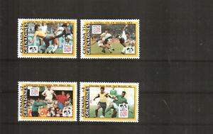 Grenada-Grenadinen Michelnummer aus 1785 - 1792 postfrisch (USA 1994::25666 )
