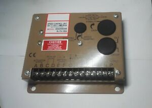 Electronic Engine Speed Governor Controller ESD5500E