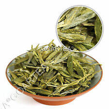 250g Organic West Lake XiHu Long Jing Dragon Well Spring Loose Leaf GREEN TEA