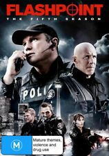 Flashpoint - Season 5 DVD [New/Sealed] PRE-ORDER