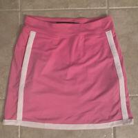 RLX Ralph Lauren Polo Golf Women's Pink Skort Skirt Size Extra Small XS