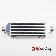 "23x7x2.5 2.5"" Inlet & Outlet  Universal Bar&Plate Front Mount Turbo Intercooler"