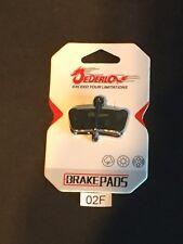 1 x Pair (02F) Bike Cycling Disc Brake Pads For Avid XO Trail / Sram X.0