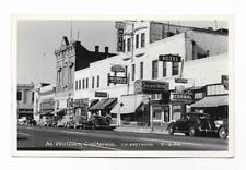 RPPC,THE PALACE HOTEL,CAFE,RESTAURANT,CORRAL LOUNGE & BUSINESSES AT WILLOWS,CA