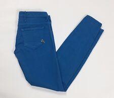 Cycle jeans donna skinny blu aderenti W29 tg 42 43 usati stretch usatoT2357