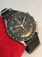 Omega Speedmaster Moonwatch 145.022 Vintage 1985 Cal 861 Chronograph Wristwatch
