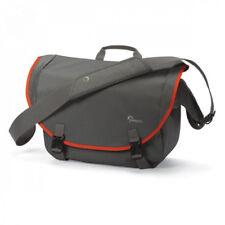 Lowepro Passport Messenger Bag Camera Bag w/ laptop pocket grey/red