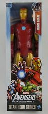 "Marvel Avengers Assemble Iron Man Titan Hero Series 12"" Figure - Free Shipping"