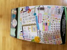 The Happy Planner Essential Planing 1009 Stickers sheets set