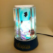 "Adorable ""The Little Mermaid� Rotating Rabbit Tanaka Lamp Light"