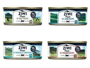 Ziwi Peak Daily Cat Cuisine Cans 85g wet food real meat
