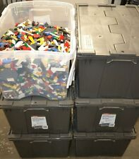 1 Pound Lego by the Pound Clean Bulk Random Pieces Part Brick Lbs Used Lot 1-99
