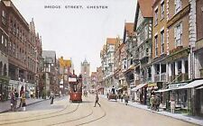 England Chester Trolley On Bridge Street sk4524
