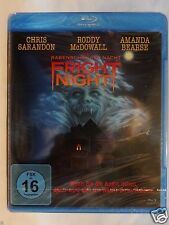 Fright Night [1985]g(Blu-Ray Region-Free)~~~~McDowell, Sarandon~~~~NEW & SEALED