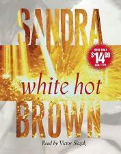 White Hot by Sandra Brown (2007, 5 CD Audio Book, Abridged)
